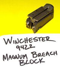 WINCHESTER 9422 BREECH BLOCK  IN 22 LR.