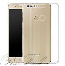Étuis, housses et coques simples Huawei en silicone, caoutchouc, gel pour téléphone mobile et assistant personnel (PDA)
