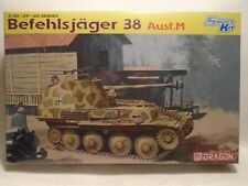 DRAGON SMART KIT #6472 1/35 SCALE Befehlsjager 38 Ausf.M NEW IN SEALED BOX