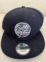 New York Yankees MLB New Era Snapback 9Fifty 950 Hat Wild Logo Snapback NEW