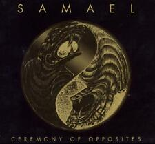Samael - Ceremony of Opposites / Rebellion CD Import 2015 Black Metal