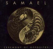 Samael-ceremony of Opposites/ribellione CD IMPORT 2015 BLACK METAL
