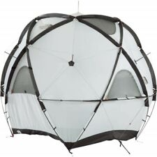 NEW NORTH FACE NV21800  Geodome 4 Tent Saffron Yellow from JAPAN