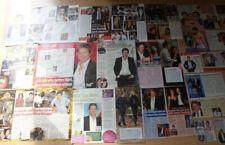 HUGH GRANT - Pressesammlung, Berichte, Ausschnitte,clippings,