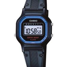 Casio LA11WB-1 Brand New Women's Classic Square Digital Dial Sport Resin Watch