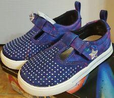 New Air Underground Girls Indigo Starshine Canvas Galaxy Shoes Sizes 8M