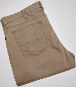 Polo Ralph Lauren 650® Straight Fit Five Pockets Pant,TAN  Size 36W/32L