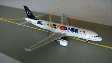 STARJETS 1:200 AIRBUS A320 AUSTRIAN AIRLINES, OE-LBR DJAUA002 NEW