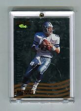 1995 Classic Games Troy Aikman Cowboys NA4 1 Of 1250 jh33