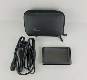 Garmin Nuvi 255W Bundle GPS Navigation Maps Directions + Lowepro Case Charger