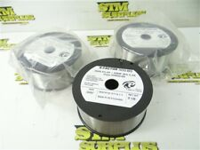 """3 NEW!! 2LB SPOOLS OF X-FACTOR 90S-B9 WELDING WIRE .035"""""""