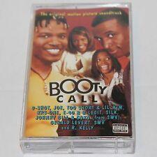 Booty Call OST Cassette Tape Hip Hop Rap R&B E-40 Too Short KRS-One R. Kelly
