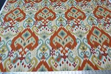 Swavelle/ Millcreek Witherfield Sussex Morrocan Geometric IKat  Cotton Textured
