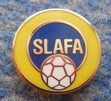 SIERRA LEONE FUSSBALL FOOTBALL SOCCER FEDERATION UNION ASSOCIATION PIN BADGE
