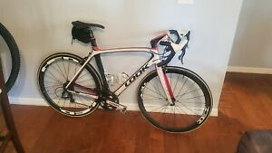 LOOK 695 road bike full Campagnolo super record and carbon wheels