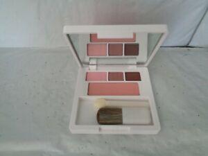 New - Clinique - Blush & Shadow Trio - Strawberry Fudge / Day into Date - Pink