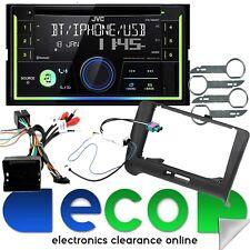 AUDI TT 2006-2014 JVC MK2 CD MP3 USB AUX completo sistema bose auto estéreo kit de actualización