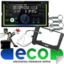 AUDI TT 2006-2014 MK2 JVC CD MP3 USB Aux Full Bose System Car Stereo Upgrade Kit
