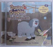 Pound Puppies Der Pfotenclub CD Folge 2 Der Schrottplatz-König NEU noch in Folie