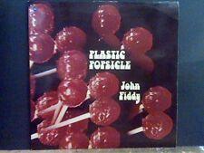 JOHN FIDDY Plastic Popsicle  LP   German pressing  Funky Pop   GREAT !!
