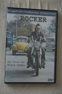 KLAUS LEMKE  Kultfilm ROCKER DVD NEU & OVP    St.Pauli 1971 KULT