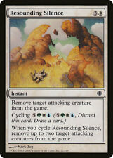 Magic MTG Tradingcard Shards of Alara 2008 Resounding Silence 22/249