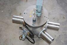 """Shick Tsv 3"""" Tube Selector Valve, 120V air valve coil, Diverter Valve,"""