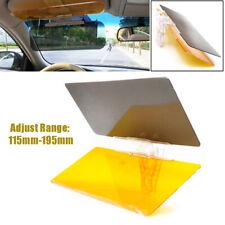Auto SUVs Sun Visor Clip Sunshade Goggles Cover Day & Night Anti-Dazzle Mirror