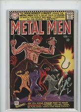 METAL MEN #19 HI GRADE 9.0 SPECTACULAR ANDRU COVER