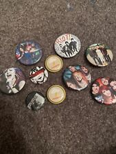 Lot 10 Paramore button pins