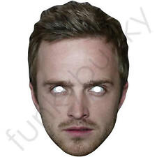 Aaron Paul Celebrity Card Mask - All Our Masks Are Pre-Cut!
