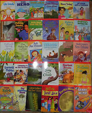 Storytown 3rd Grade Below Level 3 Readers 30 Books Paperback With Audio CD's
