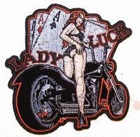 LOADED /& READY PISTOLS MOTORCYCLE PATCH JBP48 jacket IRON ON BIKER PATCHES gun