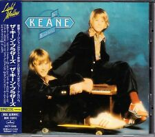 The Keane Brothres S/T 2000 Japan CD 1st Press With Obi UICY-3058 OOP HTF Rare