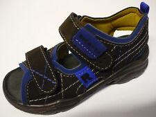 RICOSTA Jungen Schuhe Sandalen 25 M Schwarz / Blau NEU