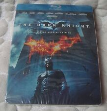 THE DARK KNIGHT Blu-Ray SteelBook Limited FIRST Edition NEW & SEALED AMAZON EXCL