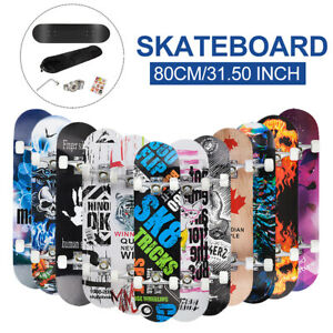 80CM Skateboard Beginner Kids Complete Set Up-Beginner to Pro Boards AU