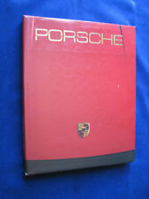 PORSCHE Art Book SIGNED by PHOTOGRAPHER LUCINDA LEWIS - 1st Edition in Jacket