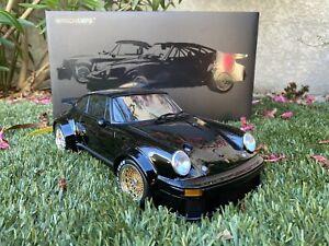 Minichamps 1/12 Porsche 934 - 1976 Black