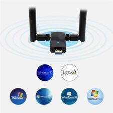 Wireless Network Card USB3.0 Dual Band 1200M WIFI Gigabit High Speed Receiver