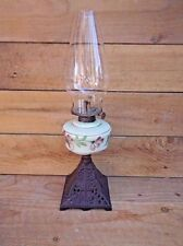 Cast Iron Victorian Lamps (1837-1901)