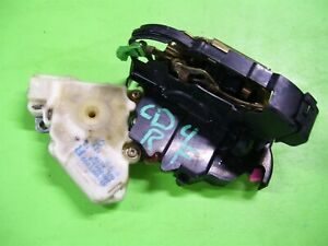 02 Subaru WRX Impreza RH Front right door latch lock actuator assembly