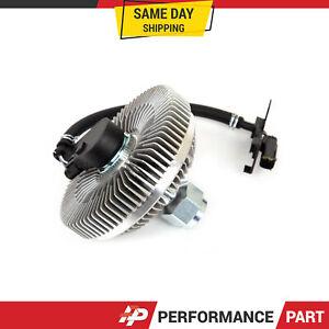 Electric Cooling Fan Clutch Fits 11-16 Super Duty FORD F-150 F-250 F-350 6.2L