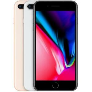 Apple iPhone 8 Plus - 64GB / 256GB - Factory Unlocked - Smartphone