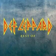 """DEF LEPPARD """"BEST OF"""" CD NEW"""