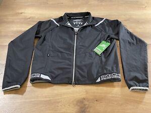 Skechers Women's Approach Full Zip Jacket Black SZ S ( LWJA34 ) NWT!!!