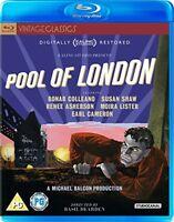 Pool Of London [Blu-ray] [2016] [DVD][Region 2]