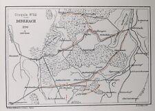 Bataille de Biberach 1796 Reichenbach Hofen Grodt Steinhauser Buchau Allemagne