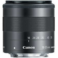 Canon EF-M 18-55mm f/3.5-5.6 IS STM Lens #5984B002 BRAND NEW