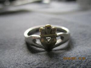 claddagh ring silber